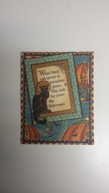 Oscaar's Card