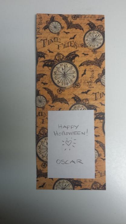 Oscar's Card