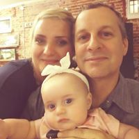 Christianna, John and Baby